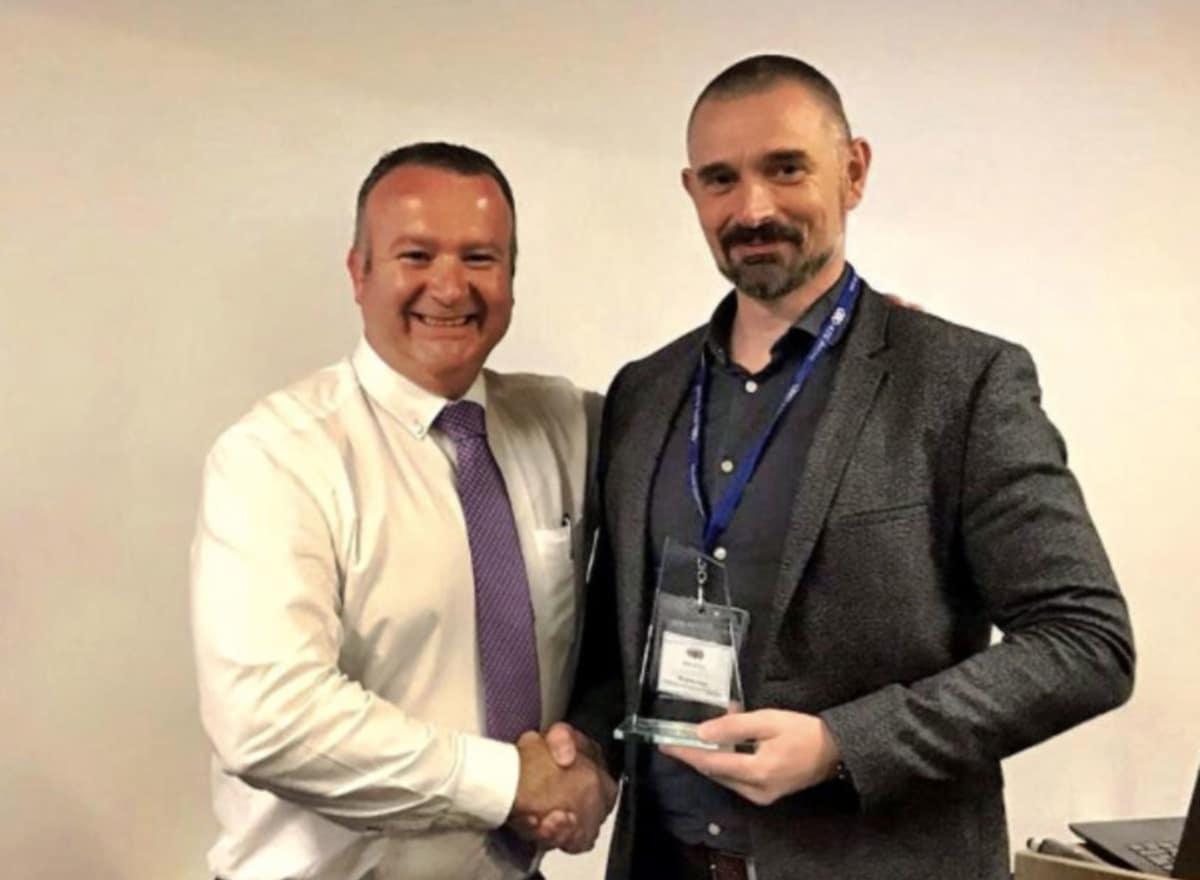 Damasec vinder ATG Award